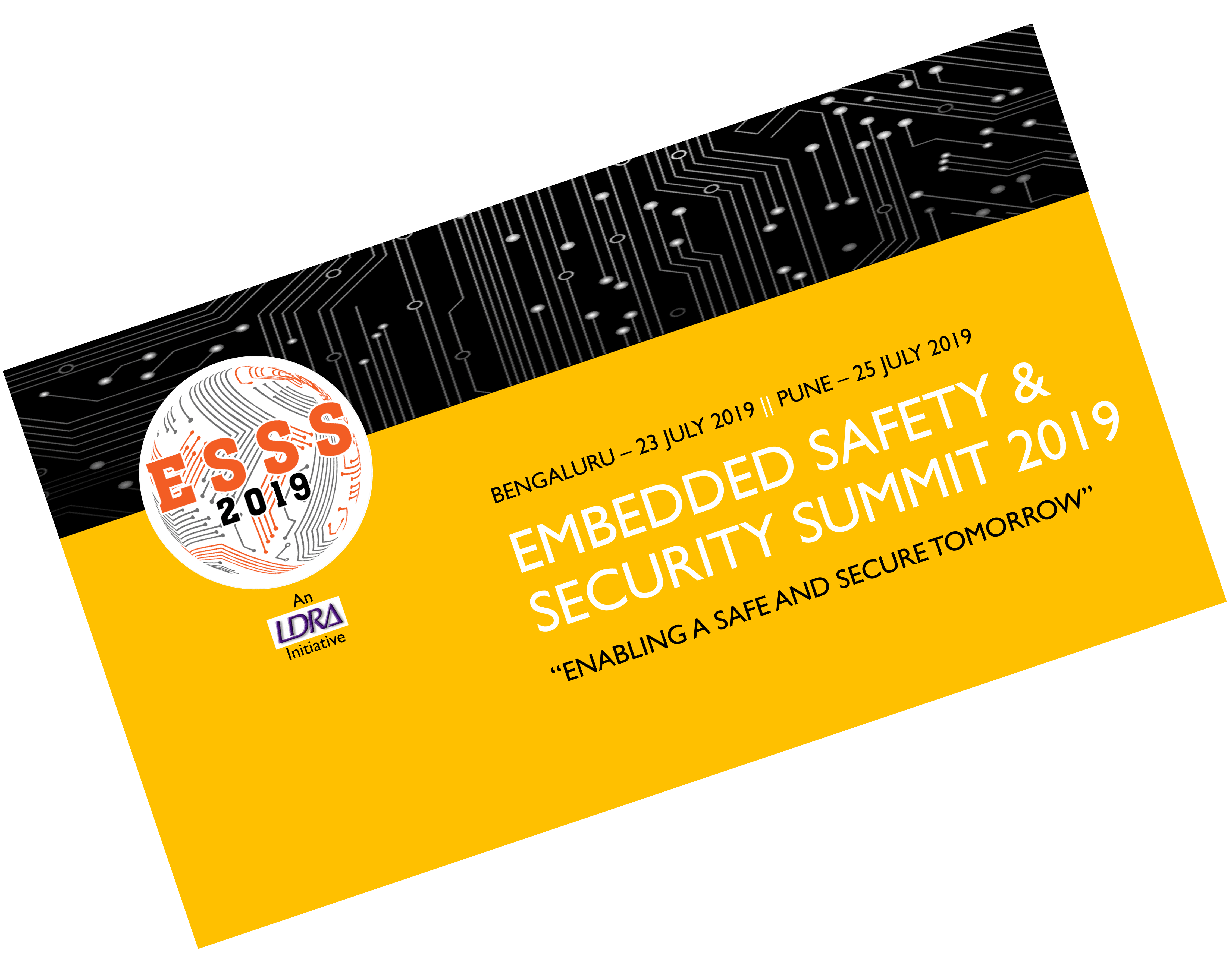 Embedded Safety & Security Summit 2019